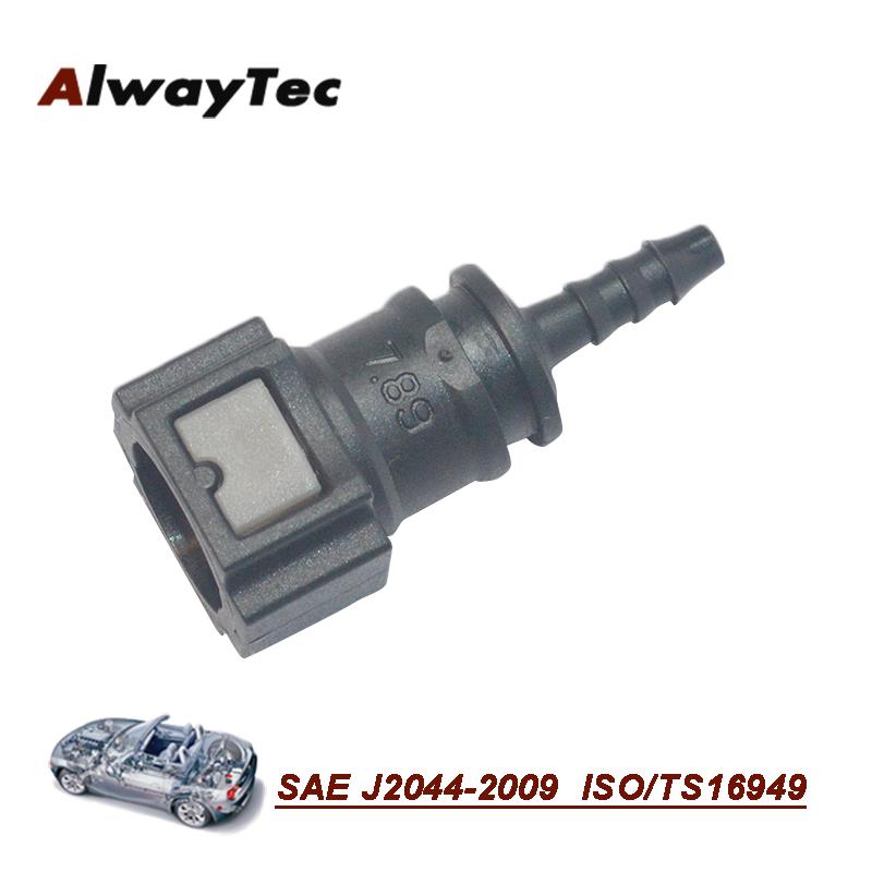 7.89-ID4-180 nylon hose connector, male female plastic connectors