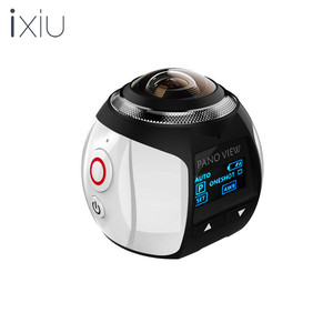 V1 360 Degree Camera Wifi Mini Sport Camera 2448*2448 Ultra HD VR Virtual Real Panorama XDV 360 Action Camera