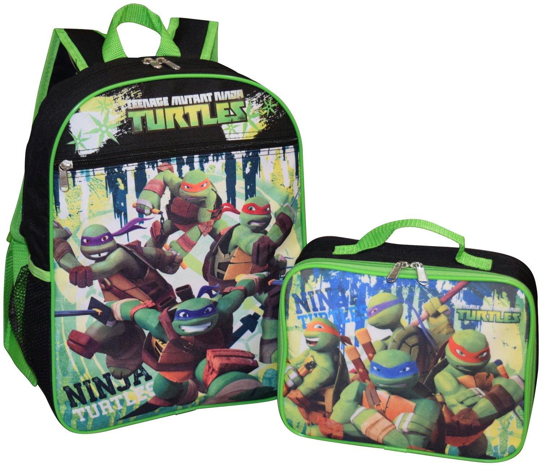 b47bff5a89e Get Quotations · TMNT Ninja Turtles Set Of Two 15