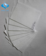 Needle Punched High Strength Short Fiber Non Woven Geotextile fabric for Road Construction