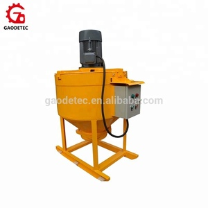 Gaodetec brand high efficiency good performance colloidal grout mixer
