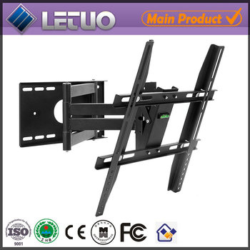 Full Motion Tilt LCD LED TV Wall Mount Brackets 26 32 37 42 46 47 48 50 55 inch