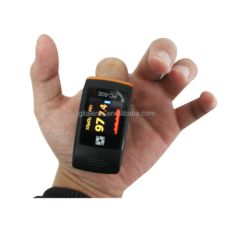 rechargeable pulse oximeter saturation meter for babies pulse table pulse kit