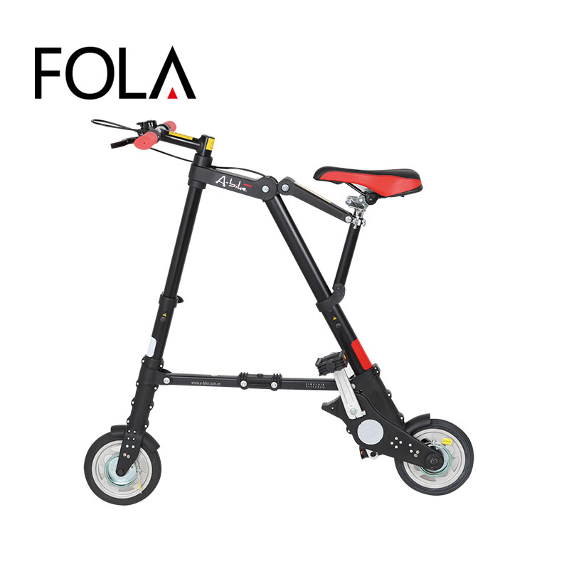 FOLA <strong>cycling</strong> bicycle bike rear tail 2018 Folding Electronic Bike