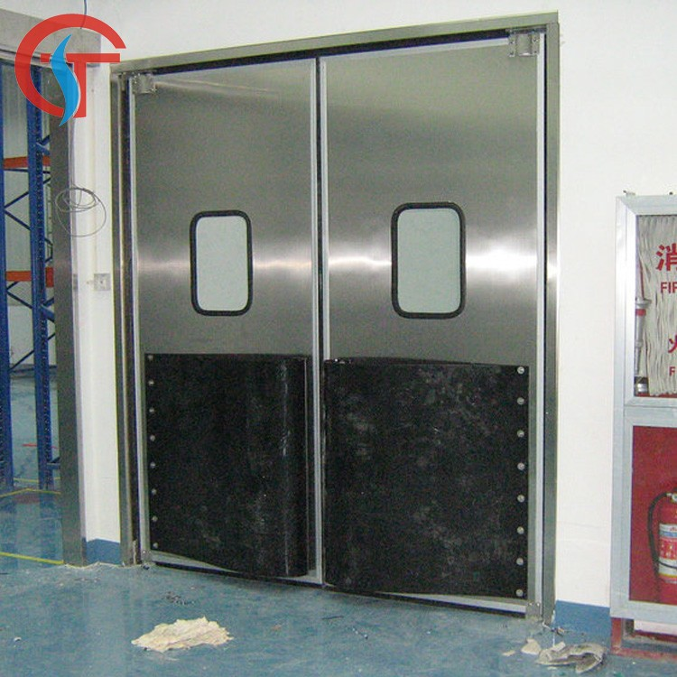 Stainless Steel Industrial Swing Door Commercial Kitchen Swing Doors Buy Industrial Swing Door Commercial Kitchen Swing Doors Industrial Swing Door