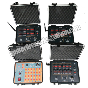 72 cues firing system remote control system wireless 500M sequential fire+ rapid fire DB240d-72 fireworks igniter system