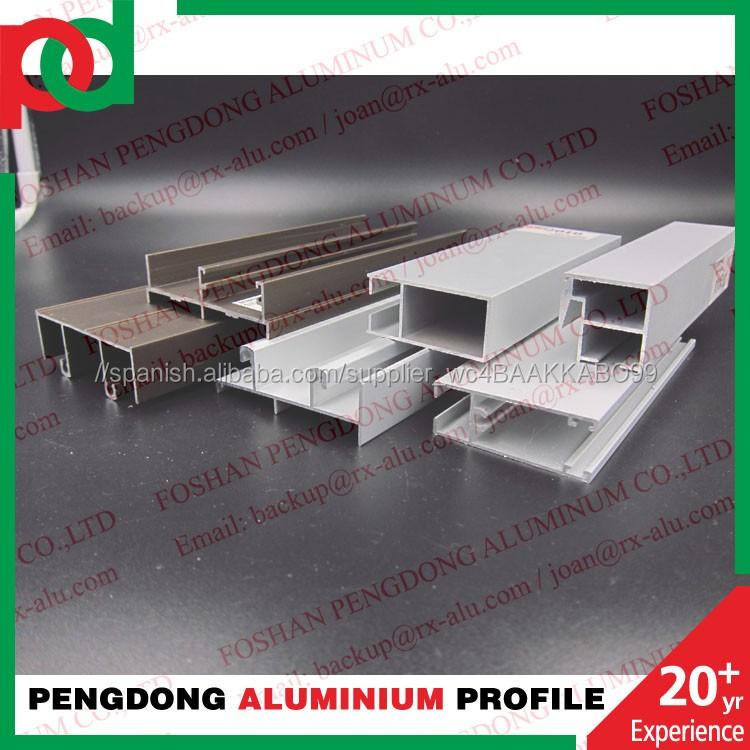 Perfiles De Aluminio Para Ventanas Beautiful Perfil De De