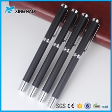 Top quality black roller pen for business gift good like calligraphy pen