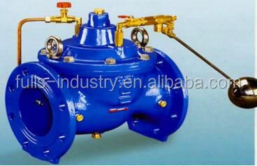 100X Remote-controlled float ball Valve