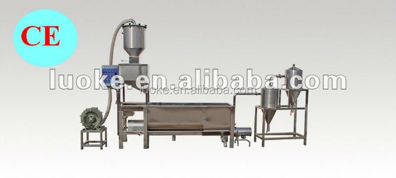soybean washer with CE/beans washing machine tofu processing machine