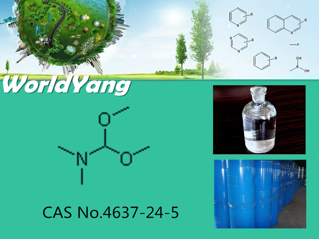 Worldyang CAS No.4637-24-5 Colorless and Clear liquid N,N-Dimethylformamide dimethyl acetal DMF-DMA