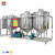Chinese automatic continuous small scale portable crude mini coconut oil refinery for sale