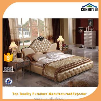 2015 Master King Size Bedroom Furniture Set / Bedroom Furniture ...