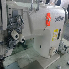 three head hair weaving sewing machine brother brand