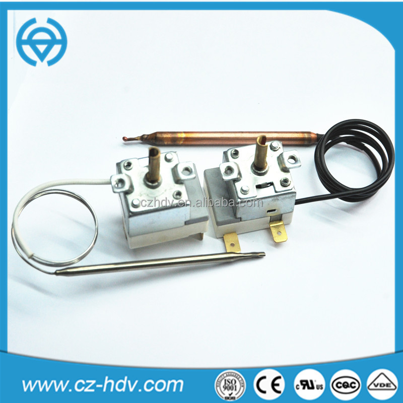 electric thermostat for heater and oven with factory price