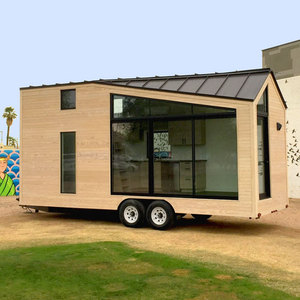 Best popular design prefabricated modular small tiny cabin plans tiny houses on wheels for sale