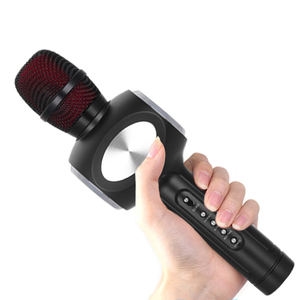 Shenzhen Factory Supply Professional Metal USB Wired Karaoke Microphone