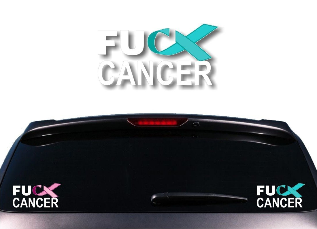 Buy Ovarian Cancer Ribbon Funny Vinyl Decal Sticker In Cheap Price On Alibaba Com
