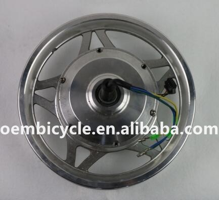 24V 36V 48V 180W~240W DC Wheelchair hub motor for 12 inch