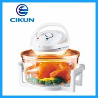 Portable halogen cooker with CE baking Oven