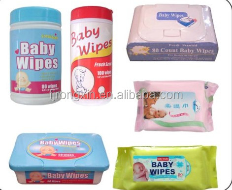 OEM/ODM baby wet wipe wet tissue