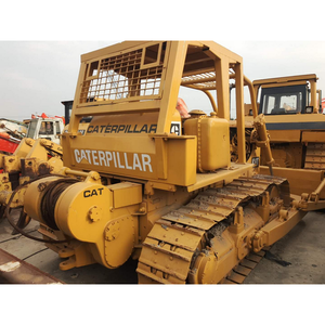 Used Original Caterpillar Bulldozer D7 of CAT D7G Dozer with Winch