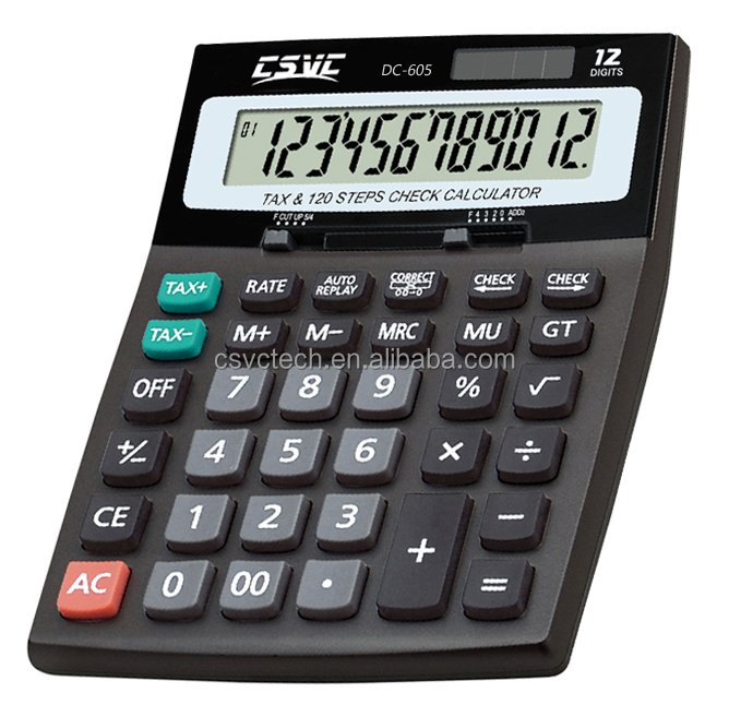 best selling cashier tax calculator with good quality