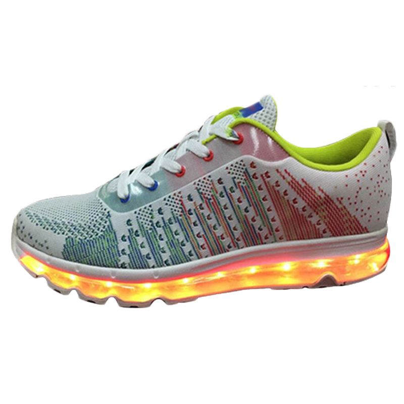 optic led men optic fiber led shoes fiber zpRwZqpH