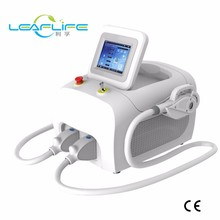 15x50 big spot size SHR IPL laser hair removal for permanet treatment