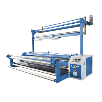 WKC32 Series Knitting Cutting Machine warp knitting and blade shearing machine