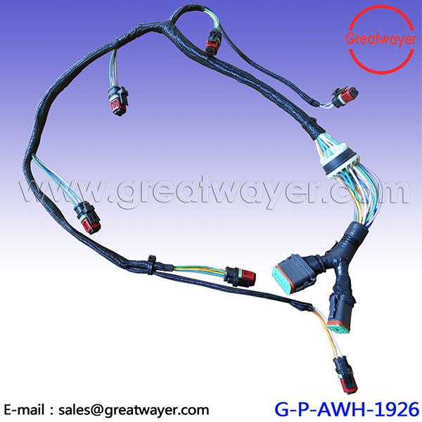 292-0644 Cat Injector Wiring Harness C15 Generator 2920644 - Buy 292-0644  Cat Injector Wiring Harness C15 Generator 2920644,Disconnector 250 Female  292-0644 Cat Injector Wiring Harness C15 Generator 2920644,292-0644 Cat  Injector Wiring Harness C15 ...Alibaba.com