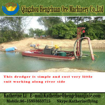 Small Suction Dredge For Sale - Buy Dredge,Small Dredge,Sand Dredge Product  on Alibaba com