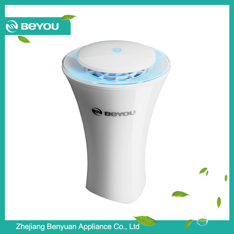Mini USB connected ionic Air purifier for car