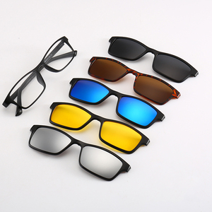 54f4f1f66df Polarized Clip On Sunglasses
