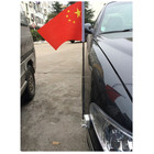 2019 guangzhou country car flag for promotion