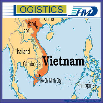 Guangzhou Ems China Map.Dhl Ups Fedex Ems Tnt Express Courier From China To Hanoi Vietnam
