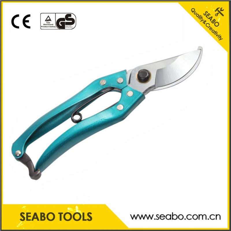 Promotion gift shear garden tools electric pruning shear gardening tools with great price