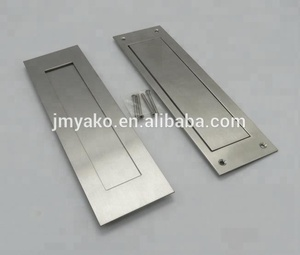 high quality 3mm Stainless Steel 304 Mailbox slot letter plate