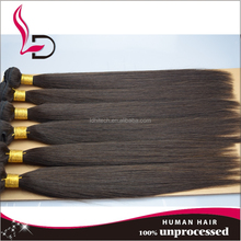Qingdao new products 2017 raw unprocessed straight hair extension 12 14 16 18 virgin indian hair