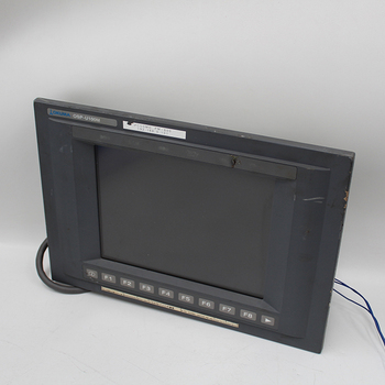 Okuma OSP-U100M LCD Monitor PM-600 1911-2950-24-26 With Circuit Board E4809-770-103-C Used in good condition