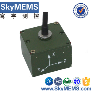 China Made vibration measurement principle Piezoresistive Vibration Sensor VSH3100A