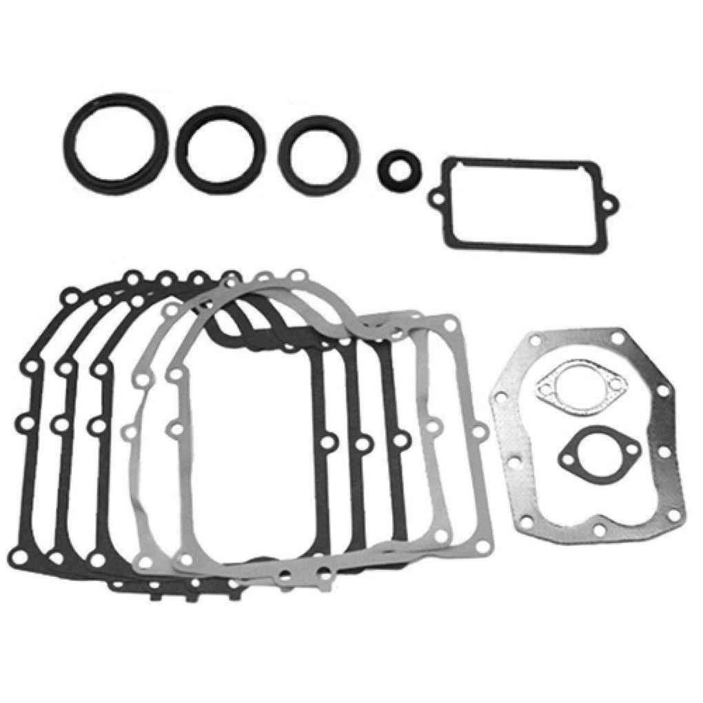 For Briggs and Stratton 494241/490525 12HP/12.5HP Vertical Engine Replacement Gasket Set