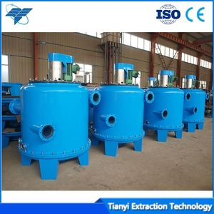 High speed continuous liquid centrifuge