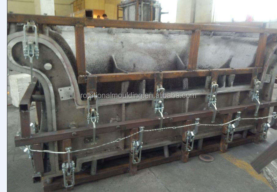 rotational molding furniture and outdoor facility