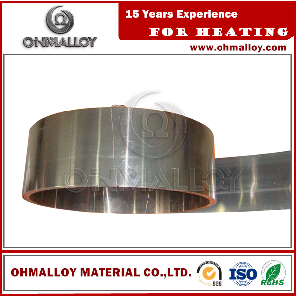 Nikrothal 80 Alloy ( Ohmalloy 109 ) Heating Strip / Wire