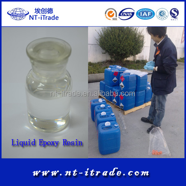 Factory supplier--Industrial Grade Liquid Epoxy <strong>Resin</strong> For Floor Coating
