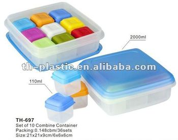 Use Plastic Food Container As Shrink Plastic
