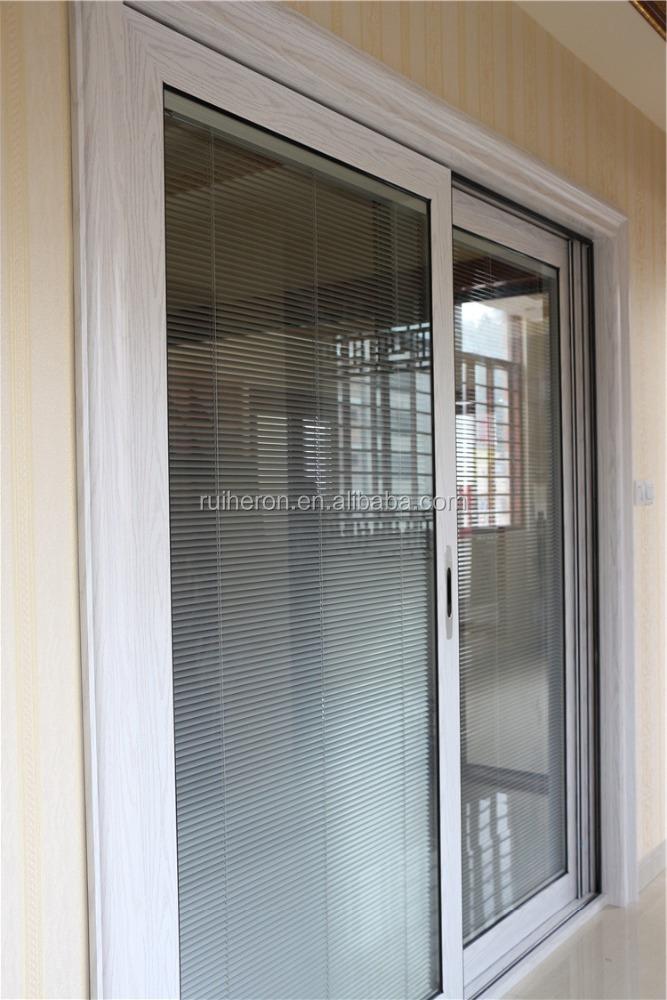 puertas interiores de corredera de aluminio