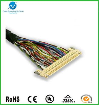 40 Pin Lvds Cable Lcd Extension Cable For Laptop Buy 40
