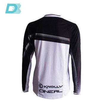 Custom Made Mens Black Mtb Downhill Mountain Bike Jersey Clothing ... 746c93979